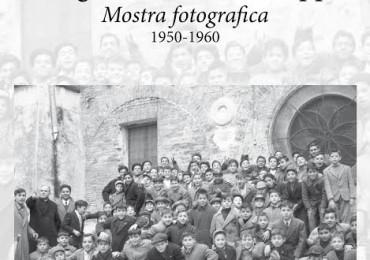 """Mostra fotografica """"I ragazzi di San Giuseppe anni 1950-1960″"""