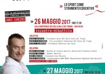 """""""Ragazzi in Corsa"""" 26-27 maggio 2017"""