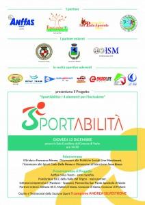 locandina A3 sportabilità