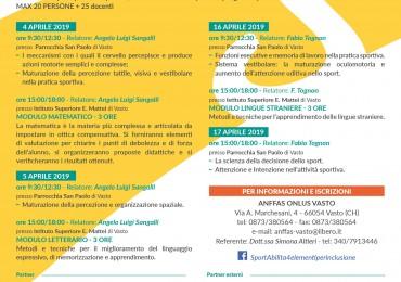 """""""SportAbilità: i 4 elementi per l'inclusione"""""""
